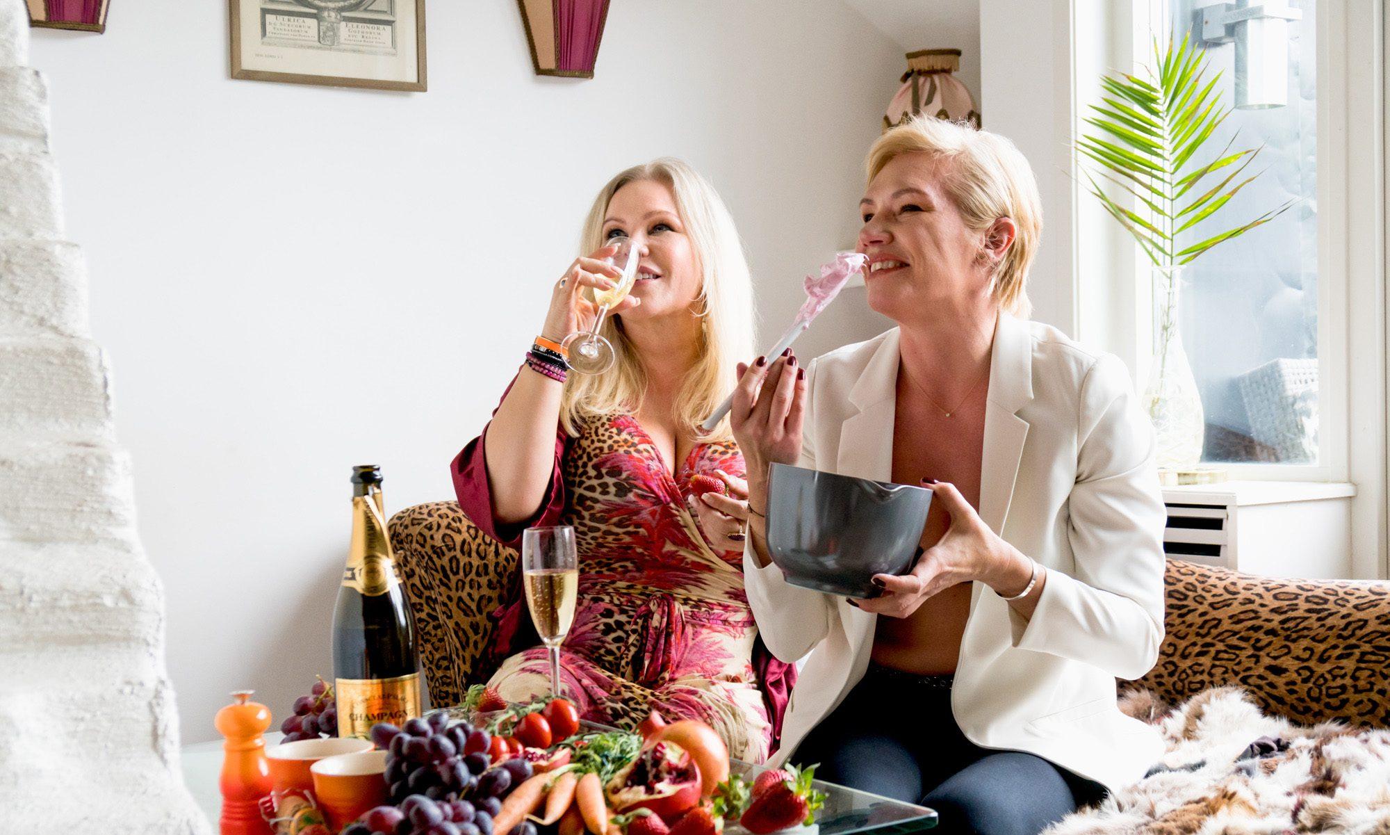 Lick the bowl - bloggen